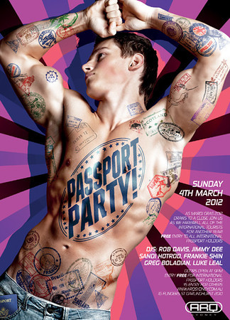 Passport Party ARQ MG recovery 2013