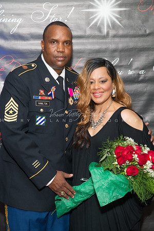 Sgt. Major Milton Hamilton Retirement Celebration