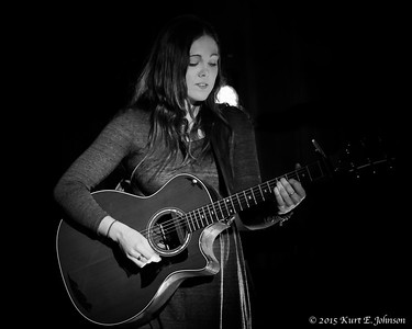 Deirdre Leah Faegre @ The American Legion Hall 12-05-2015