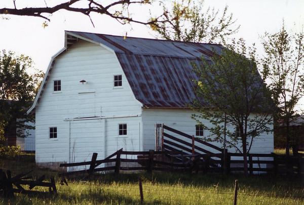 Barns, Cabins, Sheds