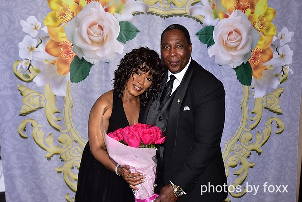 Cornelius & Eleanor 25th Wedding Anniversay