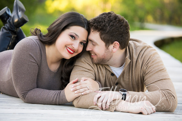 Rachel and Daniel Casual