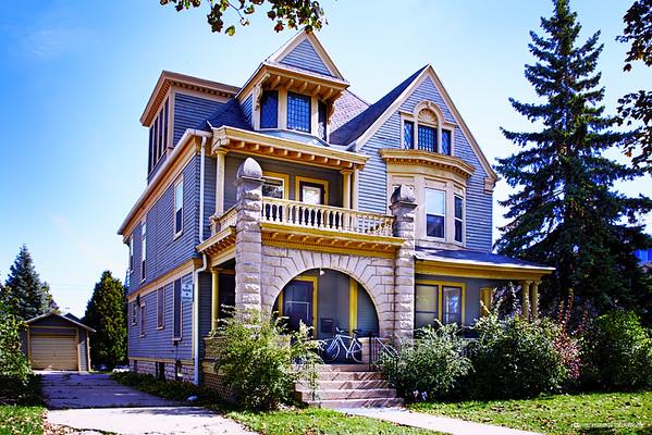 Appleton Historical Houses
