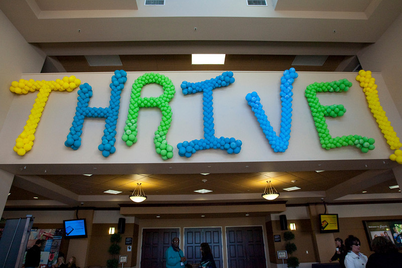 Thrive 2010 - Friday General Sessions - April 30, 2010