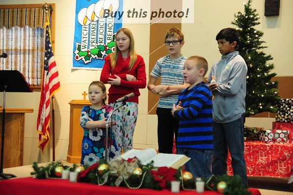 Brooten Community Church Christmas 12-16