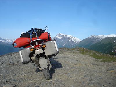 2007.06.14 Alaska ride