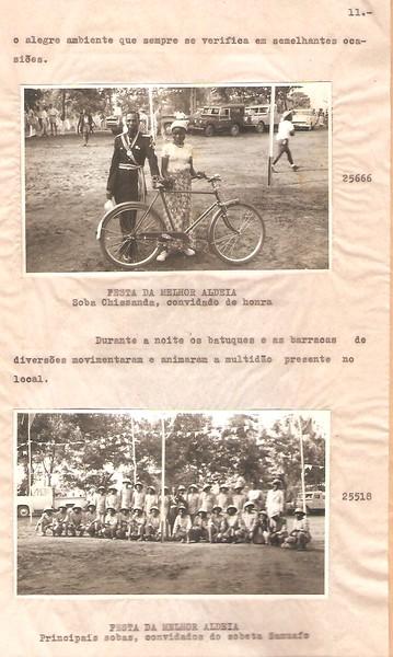 1958- Festa da Melhor Aldeia 27/7/58