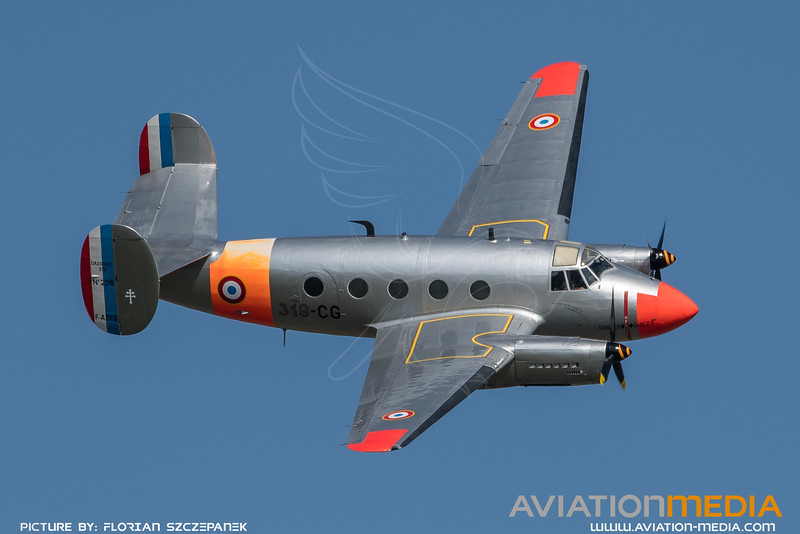 Private / Dassault MD.312 Flamant / F-AZES 226 319-CG