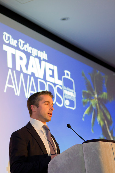Telegraph Travel Awards 2012, Sponsored by Feefo, Hosted by Clive Anderson