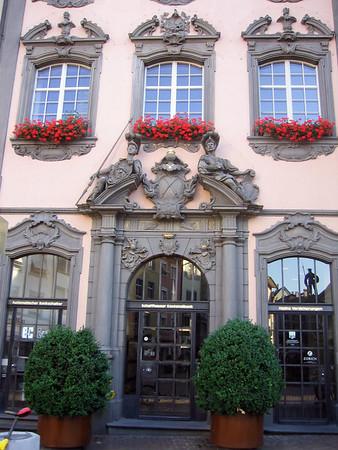 Schaffhausen & Stein am Rhein, Switzerland July 2004