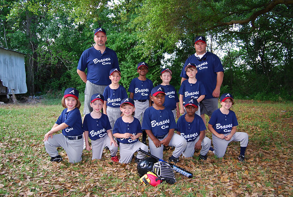 CAYSI - BRAVES -T-BALL 2010