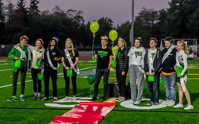 The 2018 Homecoming Court: Vashon Island High School Homecoming 2018