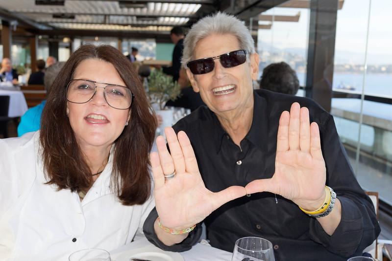 Sheila Williams-Kaufle and Jeffrey Hess