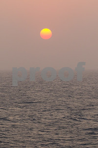 Day 8 - At Sea