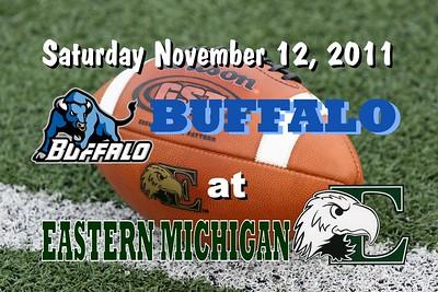 2011 Buffalo at Eastern Michigan (11-12-11)