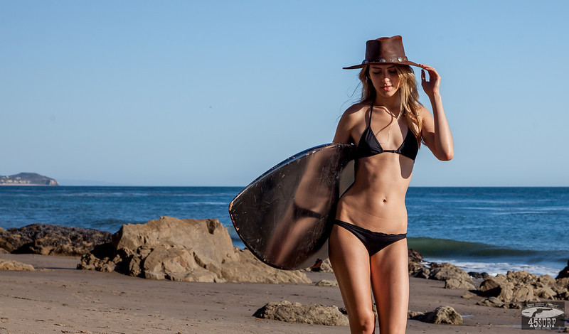 PRETTY! Canon 5D Mark II Photos of Beautiful Blonde Swimsuit Bikini Model Goddess with Pretty Brown Eyes!