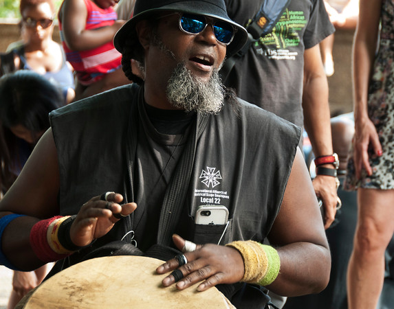 Meridian Hill Drumming