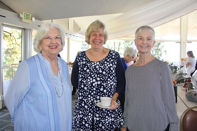 LCF Orthopaedic Guild Holds Book and Author Luncheon