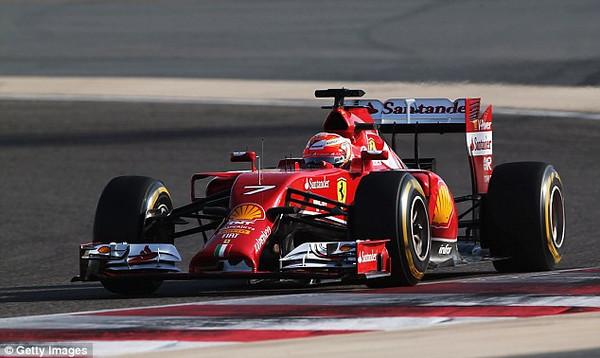 Shell ja Ferrari