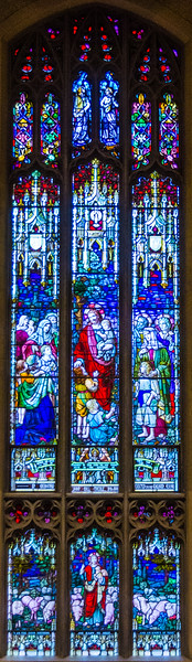 East Nave - Christ and the Children