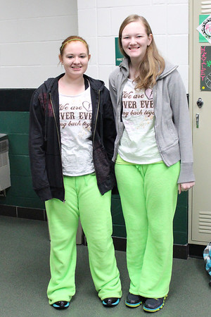 Snow Daze - Twin Day