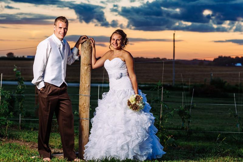 8-10-2013 Amanda and Rob