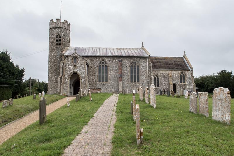 Aylemerton, St. John the Baptist