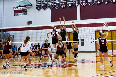 HS Sports - Middleton Girls Volleyball [d] Sept 14, 2017
