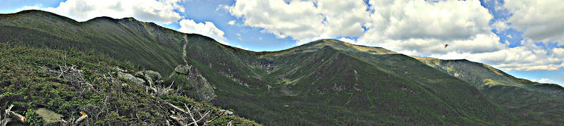 Hermit Lake  to Boott Spur (June 25)