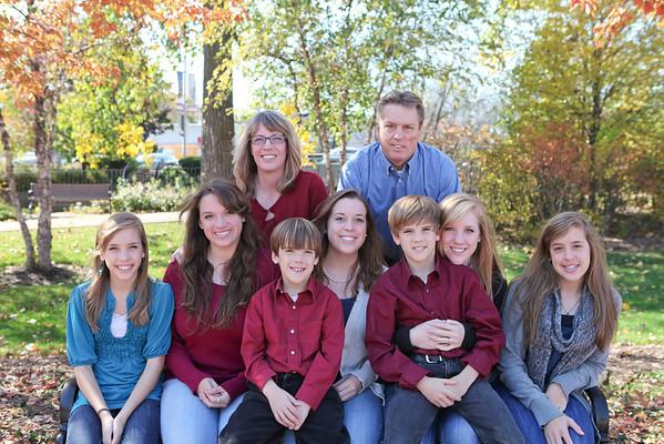 Bev family Session