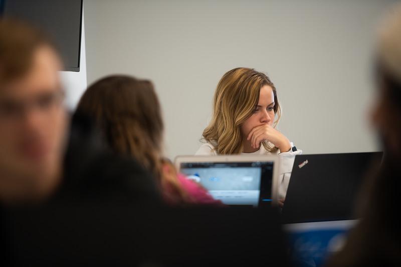 Darleesa Doss Classroom