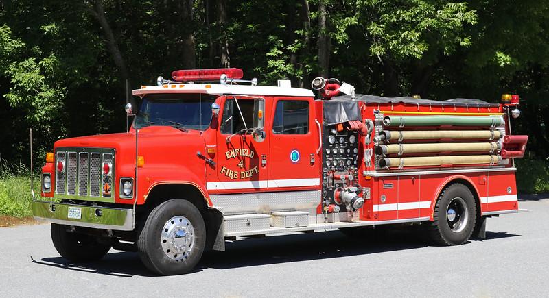 Engine 4   1989 International / Middlesex   1000 / 1250