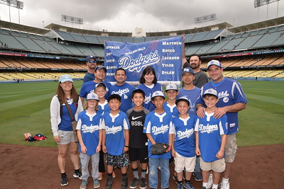 061117 - Little League Team Photos
