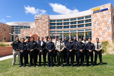 CNM Law Enforcement Academy (2021)