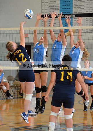 Varsity Volleyball - Eastern at Lansing Catholic