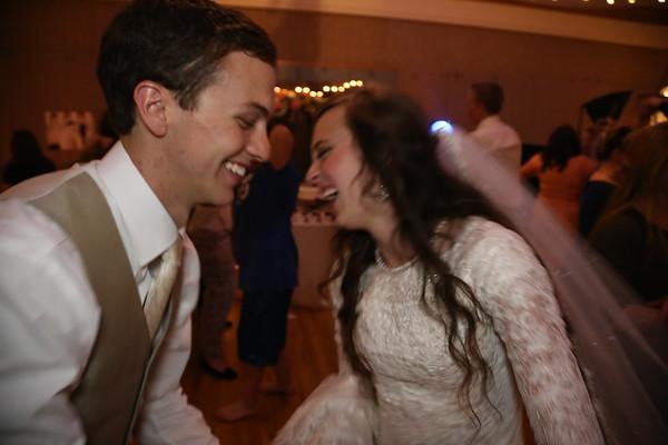 Ellsworth Wedding - LDS Lansing Building