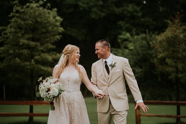 Lauren & Michael Wedding Day