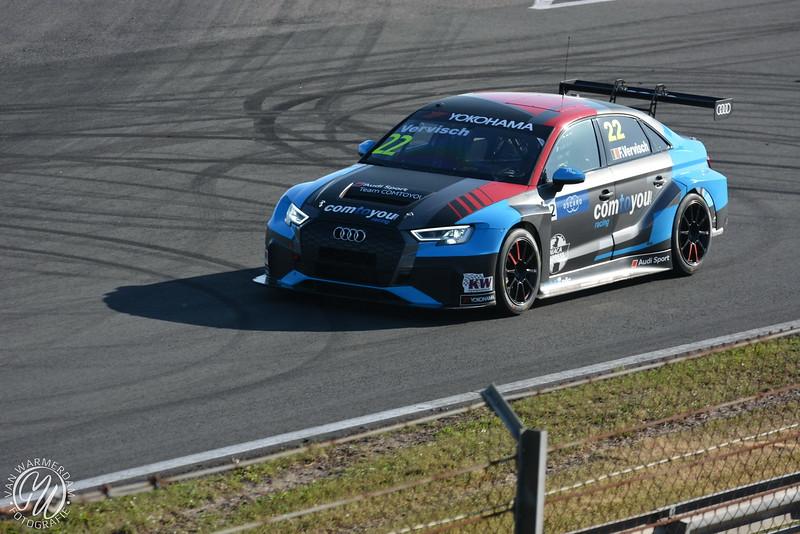 Fredsric Vervisch (B),  Audi RS3 LMS
