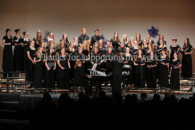 High School Winter Concert 2013