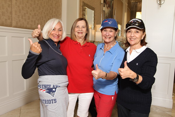 BallenIsles Tailgate Ladies Golf - January 2016