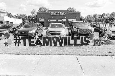 Team Willis Celebration 5 23 21