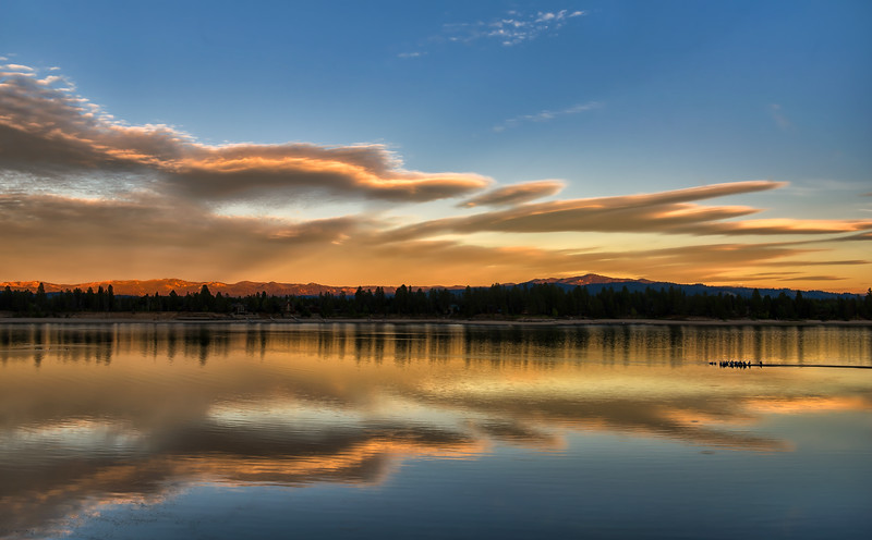 Cascade Lake Sunrise