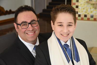 Max at Bet Shalom