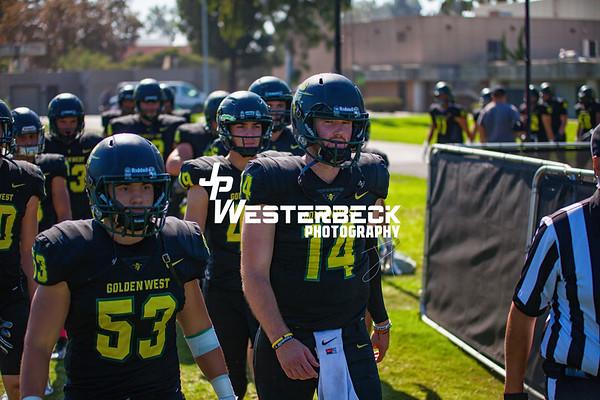 Golden West College vs Saddleback College