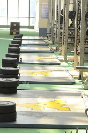 25419 Football Weight Training