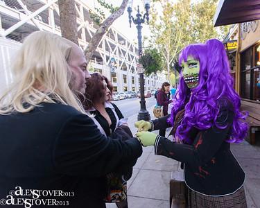 Zombie Crawl San Jose- 6th Annual
