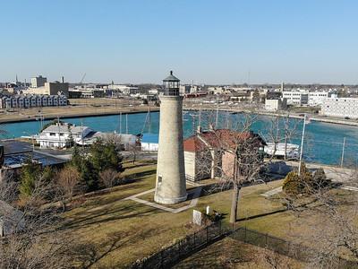 Kenosha Lighthouses