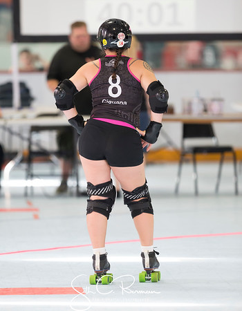 Mother State Roller Derby vs LIRR All Stars