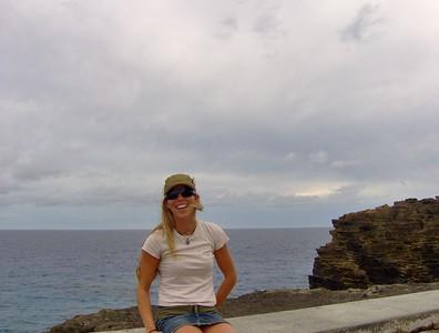 Sarah&Mary Oahu 2007