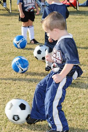 2010 - Jackson's Soccer Game